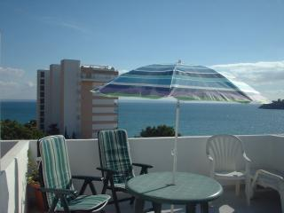 Beautiful Sea view Penthouse apartment, Palmanova