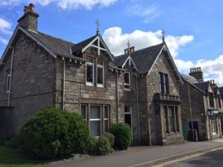 Struan House quality Apartment in the heart of Pitlochry.