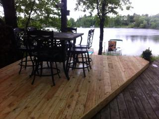 Quiet, Cozy Cottage Rental On Great Fishing Lake,