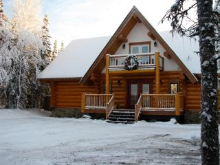Moosekovich Lodge  2BR Guest Apt  Kenai River View, Sterling