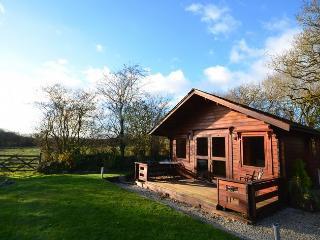 BRILO Log Cabin in Lostwithiel, Lanlivery