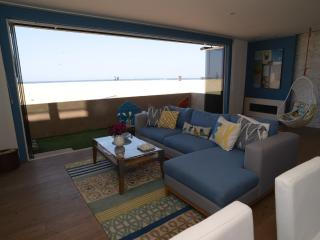 Modern, fully remodeled 3 BR/3 BA home on the sand