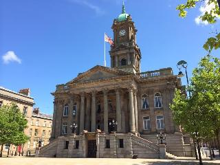 'Town Hall' Hamilton Square