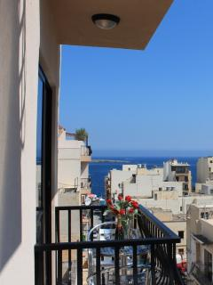 Seashells 2 bedrooms - just off Bugibba seafront
