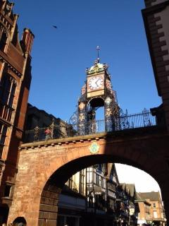'Eastgate Clock' Chester