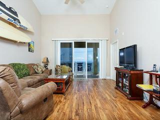 Cinnamon Beach 663 Oceanfront, 6th Floor Penthouse, HDTV, 3 Bedrooms, Wifi, Palm Coast