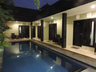13 Bedrooms Private Villa with Pool in Legian