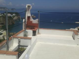 La casadi Ponza 'la Terrazza', Ponza Island