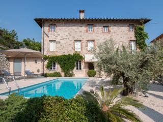Delightful villa near Tuscan beach town of Forte d, Camaiore