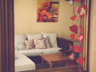 Le canapé d'angle.....