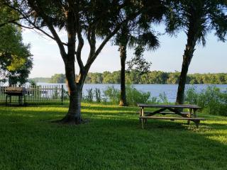 Beautiful Riverfront Home on St. John's/OPEN!