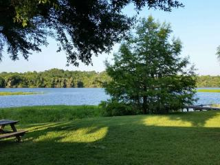 St. John's River View From Back Porch
