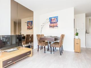 Cosy flat with Eiffel Tower view, Paris