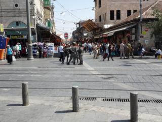 SHUK MAHANE YEHUDA !, Jerusalem