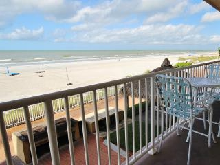 View of the Gulf of Mexico from you balcony
