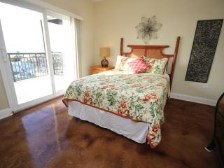 Enjoy the views from the lovely 2nd bedroom with queen bed