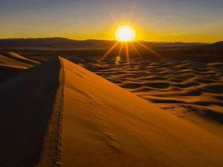 Maroc luxury desert camp