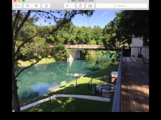 New Braunfels on the River