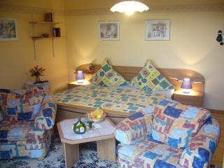 Doppelzimmer mit direkten Gartenzugang!