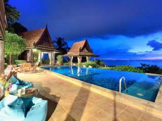 Villa Thai Teak with amazing Ocean Views, Koh Samui