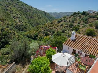 Casa Algarrobo, Rubite, Axarquia, Malaga Spain, Canillas de Aceituno