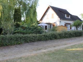 Gîte de la croix verte, Noyers-sur-Cher