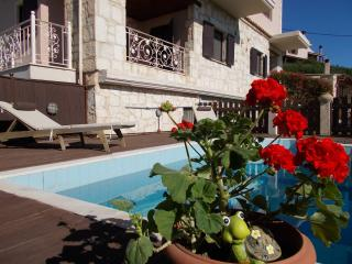 The Green Villa with pool in middle Crete, Archanes