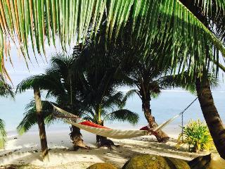 Pae Moana, Aroa Beach, Rarotonga. Cook Islands