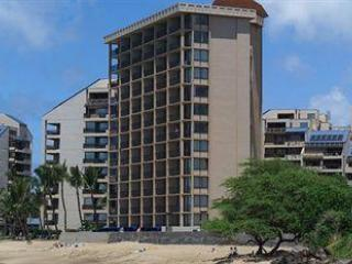 Kahana Beach Oceanfront View Studio, slps 4, Dec 16-23rd Only,$697/ entire week, Lahaina