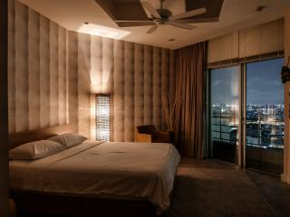 ForgetMeNot 2BR, by river, high outdoor sky living, Bangkok