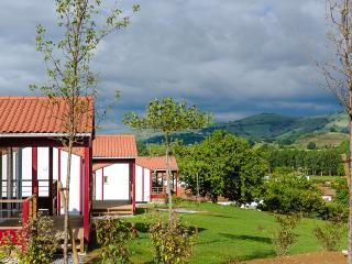camping larlapean, Saint-Martin-d'Arrossa