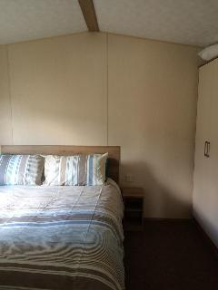 Main Bedroom (Room for travel cot) & 2 double wardrobes