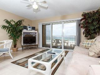 GD 306:Gorgeous gulf front unit-WiFi,pool,fishing,near boardwalk,FREE BCH SVC