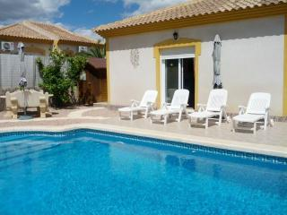 2 Bed Villa, Private Pool, Air Con, Wi-Fi X-Box, Mazarron