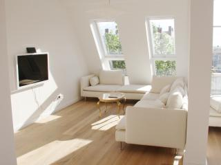 Stylish rooftop Apartment in trendy Area, Berlín