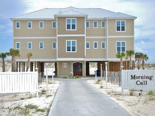 Morning Call Beachfront 11 Bd 11.5 Ba, Priv Pool, Elevator, Handicapped Acc, Gulf Shores
