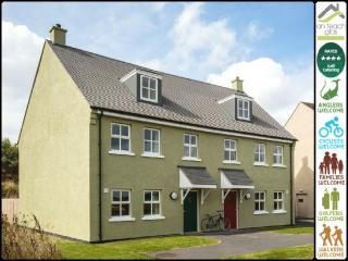 An Teach Glas - Teach Loch Bran - 4* S/C House