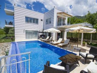 Luxury villa in Uzumlu Kalkan, sleeps 04: 178