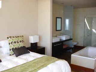 One of our luxury, en-suite rooms