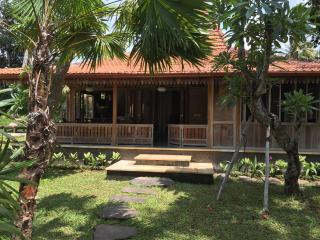 Magnificent 3-bed Joglo Villa with Pool in Ubud