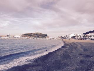 Playa del Paseo Marítimo