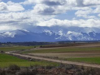 Paisaje del Nordeste de Segovia