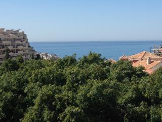 Vista al mar, a 300 metros de la playa, Benalmádena