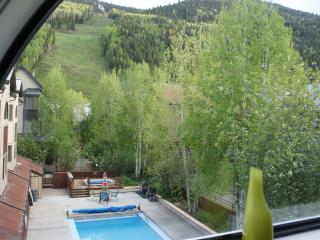 2BR/2BA+Loft in the town of Telluride, Sleep 7, Pool/hot-tub, Steps to Lift 7