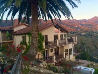 Magestic Hilltop Estate, Santa Barbara