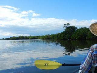 Free Lagoon Kayaking