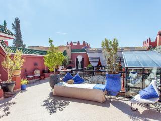 riad  15 personnes, Marrakech