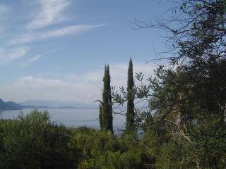 Stunning views in the south of Corfu