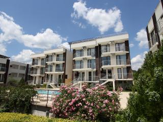 New Line Village Garden 2 BR APARTMENT 6 P., Sunny Beach