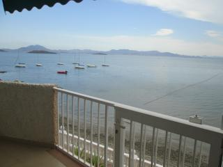 Estupendo Apartamento en 1ª línea del Mar Menor, La Manga del Mar Menor